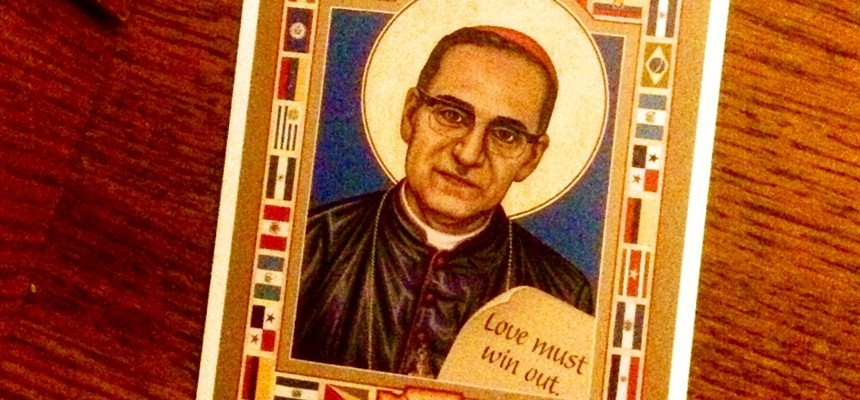 1980 - Archbishop Oscar Romero shot and killed while saying Mass.