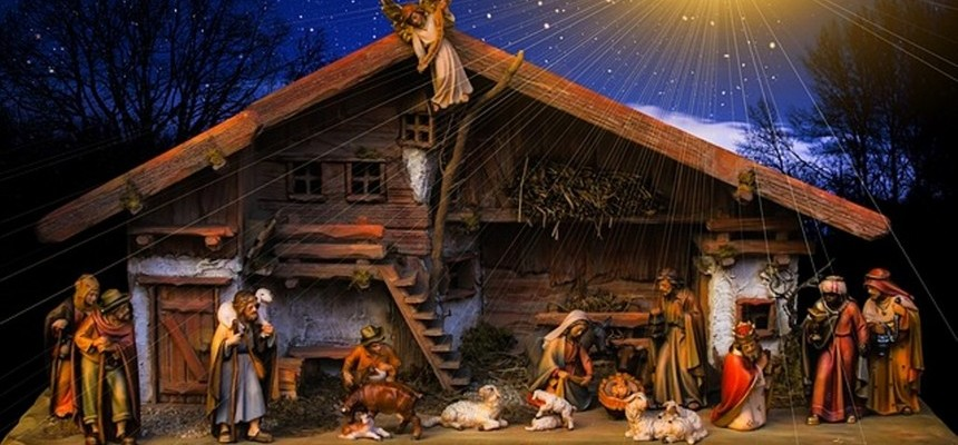 """""""My idea of Christmas, whether old-fashioned or modern, is very simple: loving others. Come to think of it, why do we have to wait for Christmas to do that?"""""""