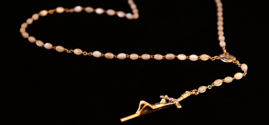 New Year's Resolution: One Rosary Bead at a Time