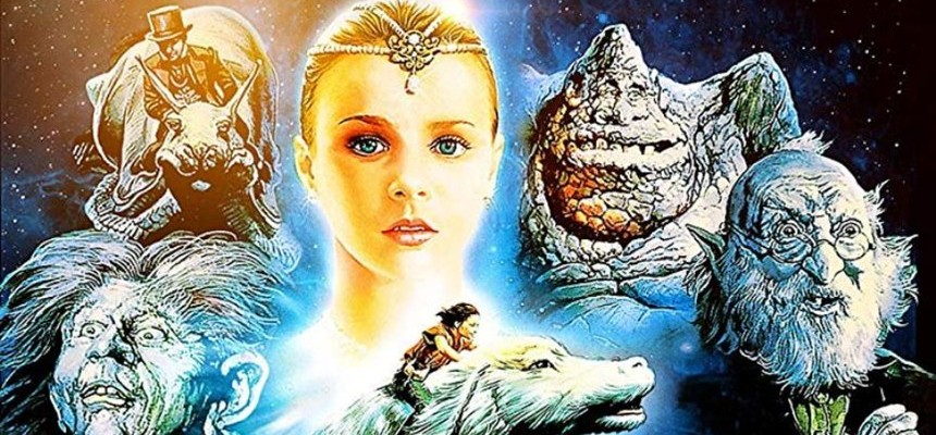 The Neverending Story: A Heart Stopping Allegory