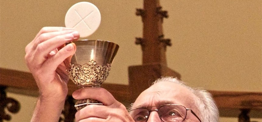 An Ecstatic Dream of Eucharistic Reality