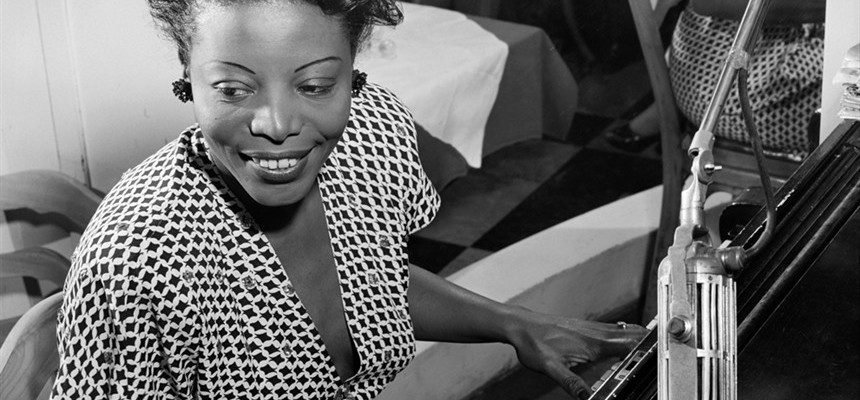 Mary Lou Williams----This Catholic Convert and famed Jazz Pianist composed Sacred Music including the First Jazz Spiritual Mass celebrated at St. Patrick's Cathedral.