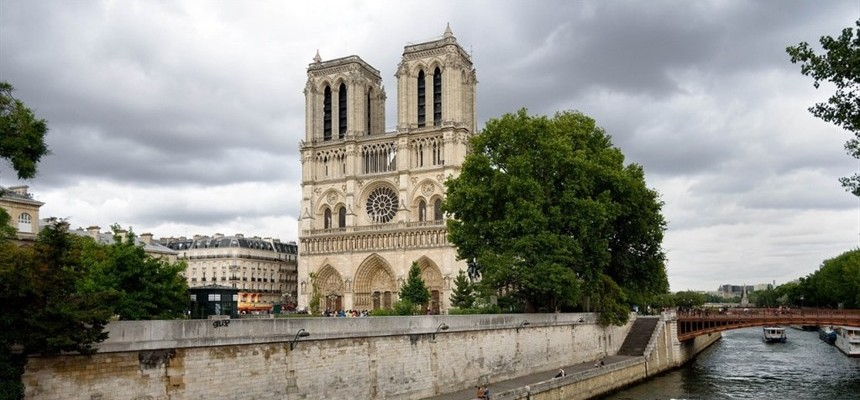 What the Lord teaches us through the Notre Dame Cathedral fire