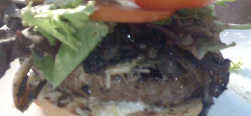 The Louisville Cheeseburger