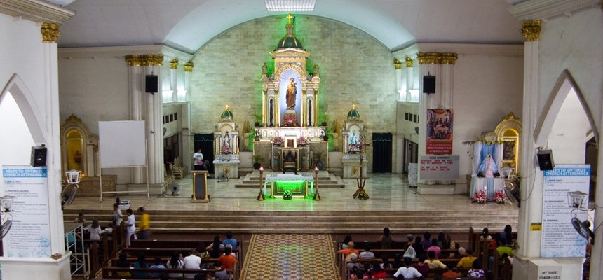Be Catholic Despite Your Bad Parish