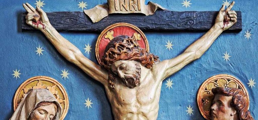 Jesus on the Cross: No Option But to Surrender to God's Will?
