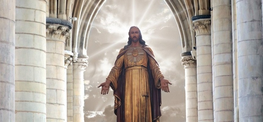 Our Call Post-Ascension: To Be Jesus' Arms