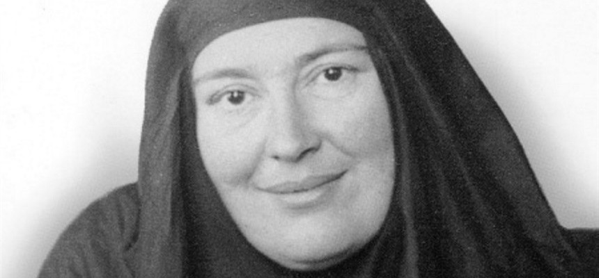 "Mother Maria Skobtsova—She had two titles: The ""Saint of the Open Door"" and The ""Trash Can Saint"".   She was also Martyred by the Nazis"