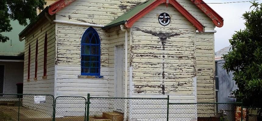 What to do when Church leadership fails?