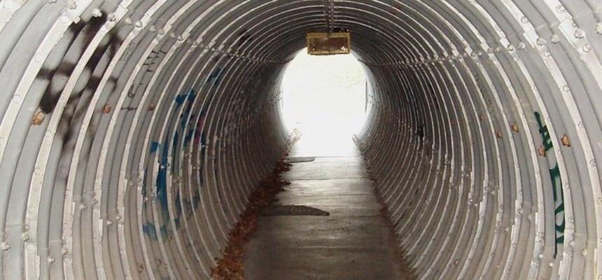 We need tunnel vision to reach Heaven