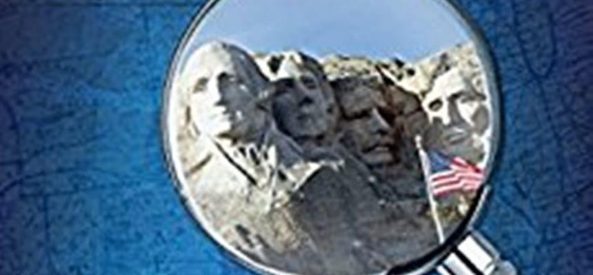 Teen Book Review - Saving Mount Rushmore