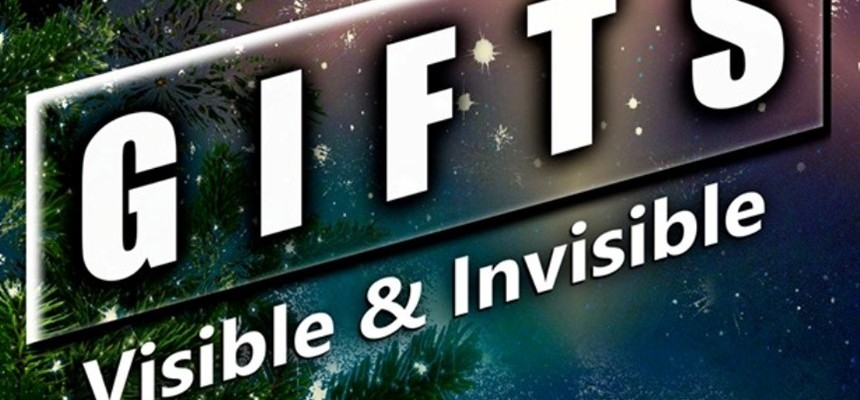 Teen Book Review - Gifts: Visible and Invisible