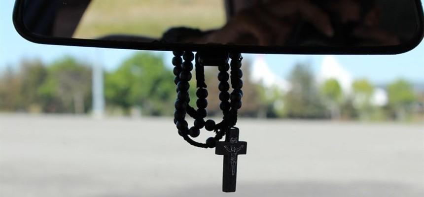 Praying in the Car