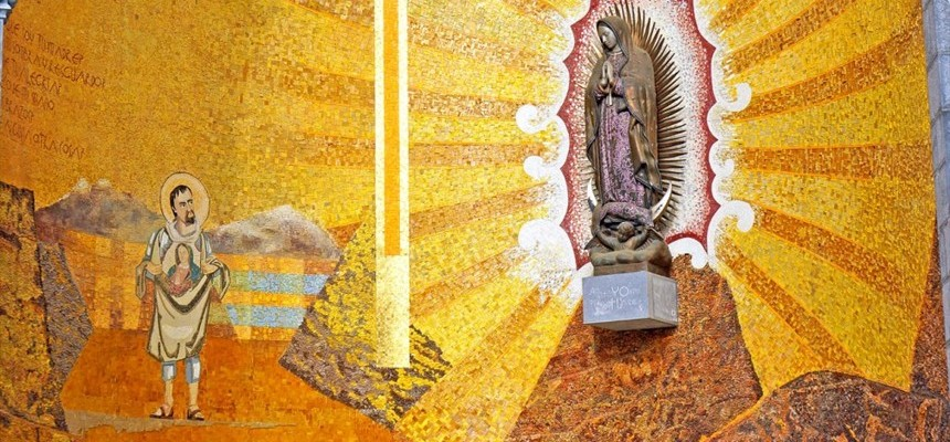 Feast of Our Lady of Guadalupe, Our Mother