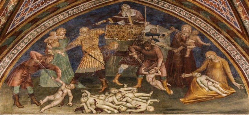 The Holy Innocents, The Holy Family
