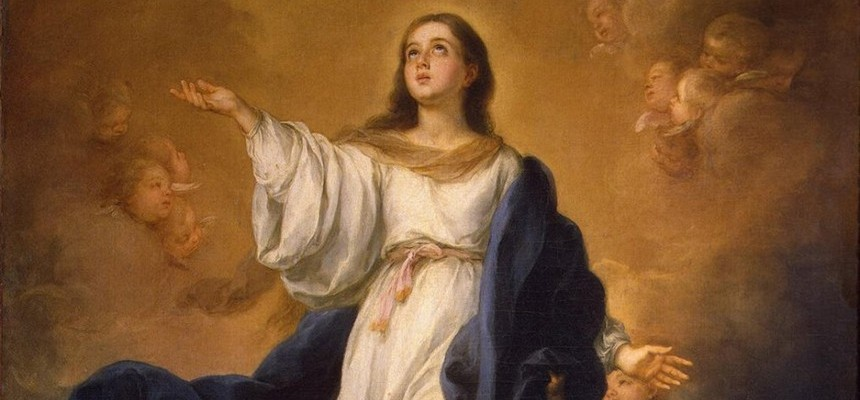 Who is That Lady With the Rosary?