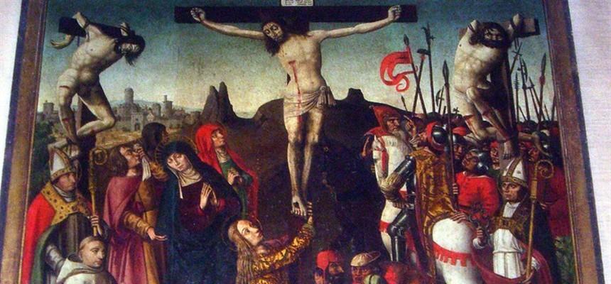 Origin of the True Cross of Jesus
