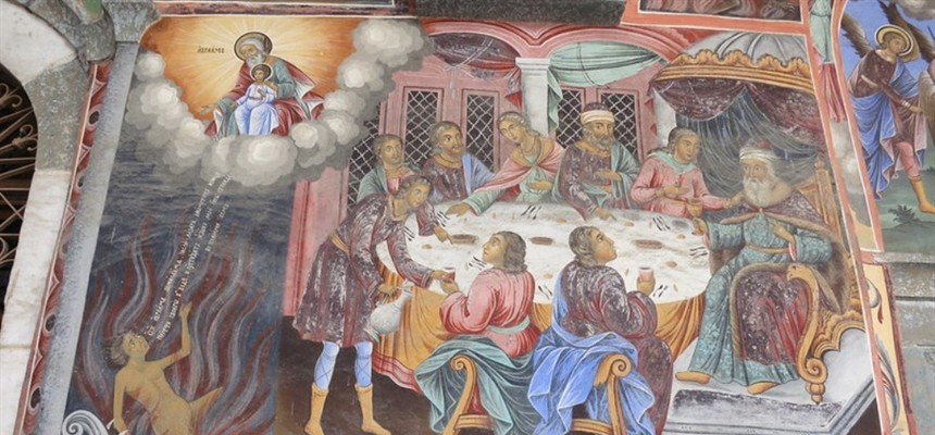 """""""When people were hungry, Jesus didn't say, """"Now is that political, or social?"""" He said, """"I feed you."""" Because the good news to a hungry person is bread."""""""