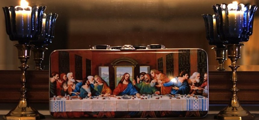The Institution of the Holy Eucharist
