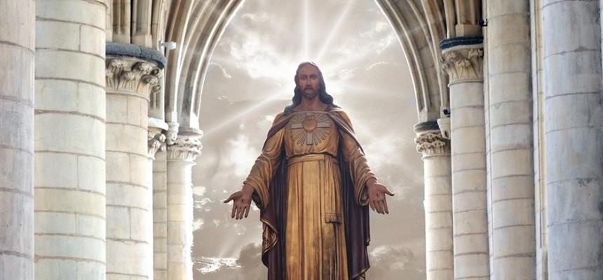 Peace is through Jesus