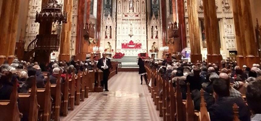 Missing My Fellow Parishioners