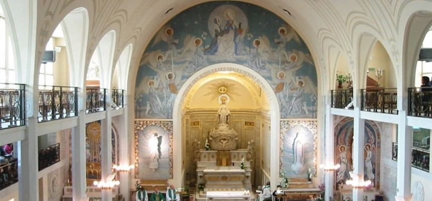 Our Lady of the Miraculous Medal and the Conversion of an Atheist