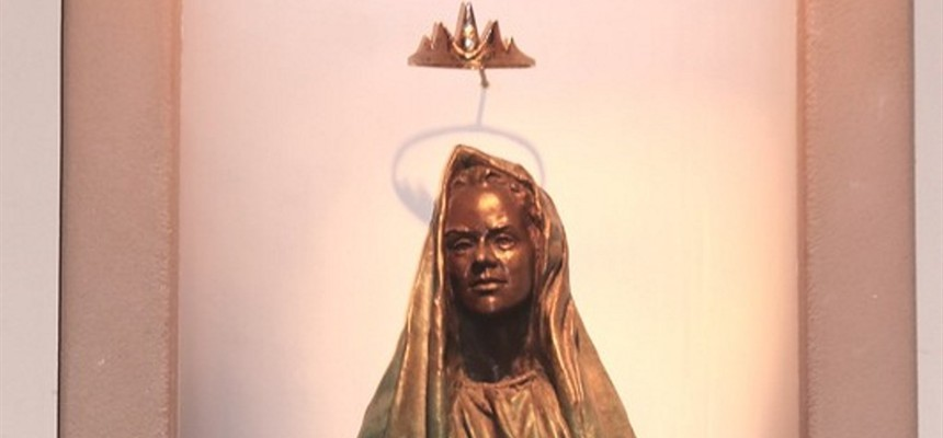Our Lady of Akita speaks to Sister Agnes