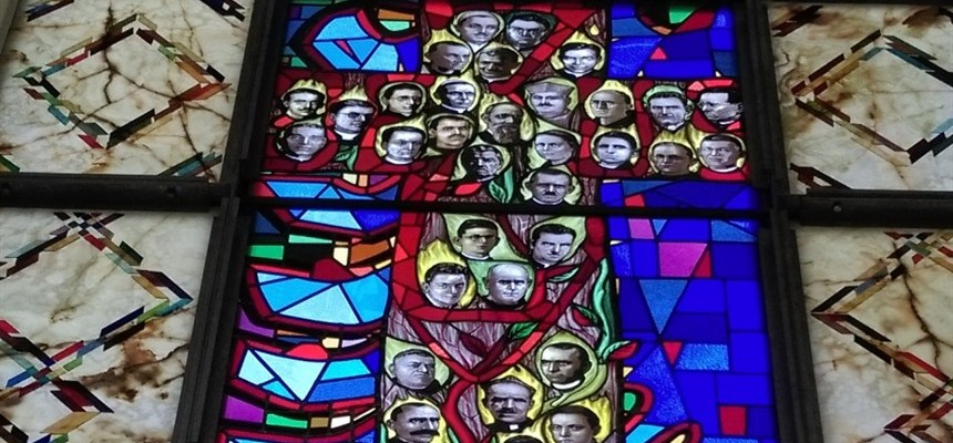 When World War II ended the nightmare for others began: Meet the Thirty-Eight Martyrs of Albania