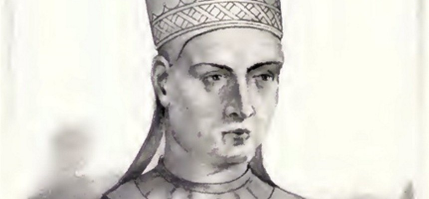 POPE STEPHEN V, THE GENEROUS POPE