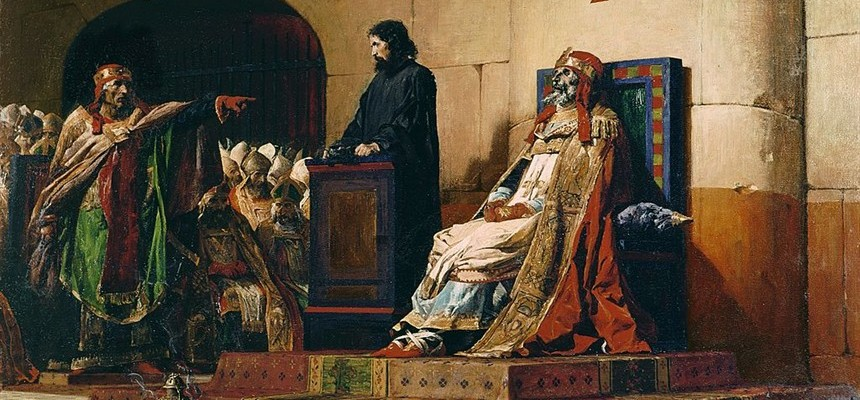 POPE FORMOSUS, VICTIM OF HIS SUCCESSOR