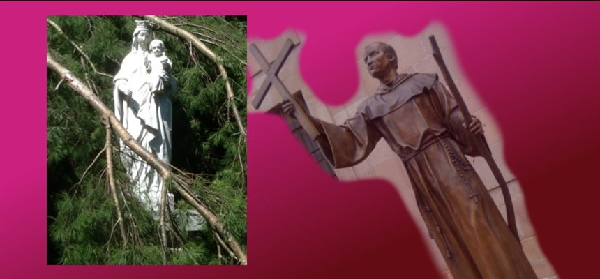 """Statues Destroyed? This """"Miracle Statue"""" Was Preserved"""