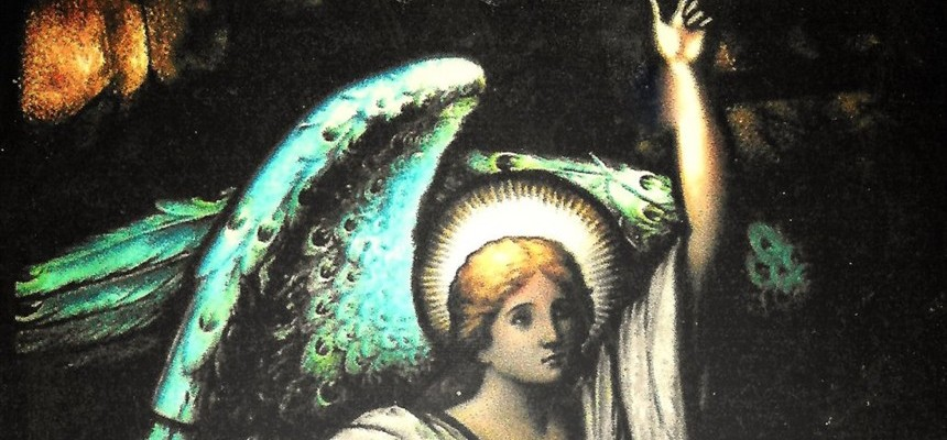 Angels of the Resurrection and Their Dazzling Glory