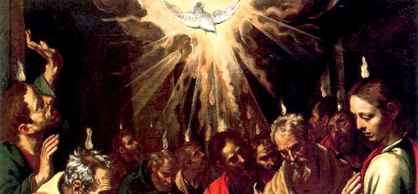 Pentecost Time For The Holy Spirit And Some Cake