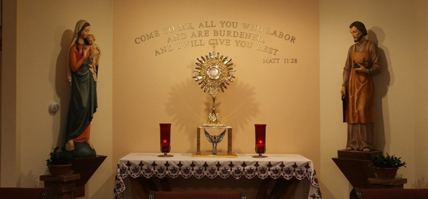The Gift of Perpetual Adoration