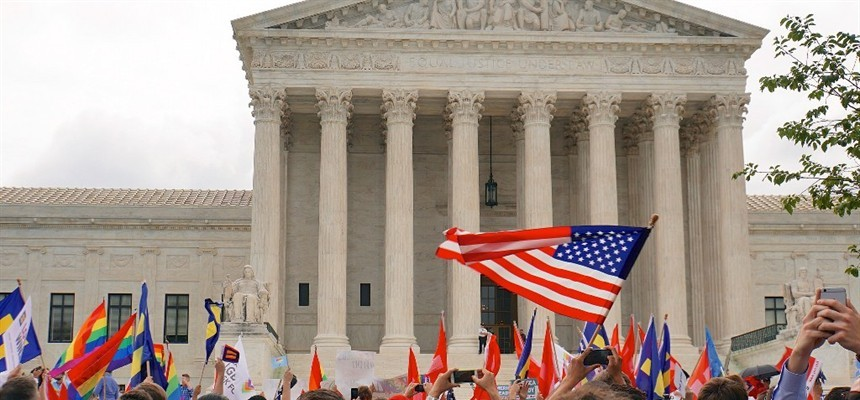 """Thoughts About the Supreme Court Ruling on Same Sex """"Marriage"""""""