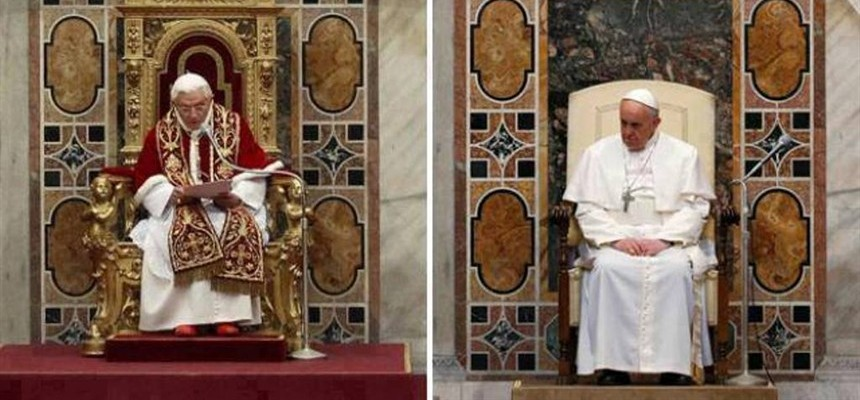 Francis: Rebuild My Church
