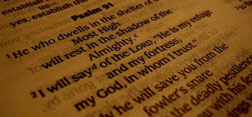 The Power of Psalm 91