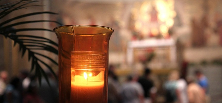 Where is the Mass in the Bible?