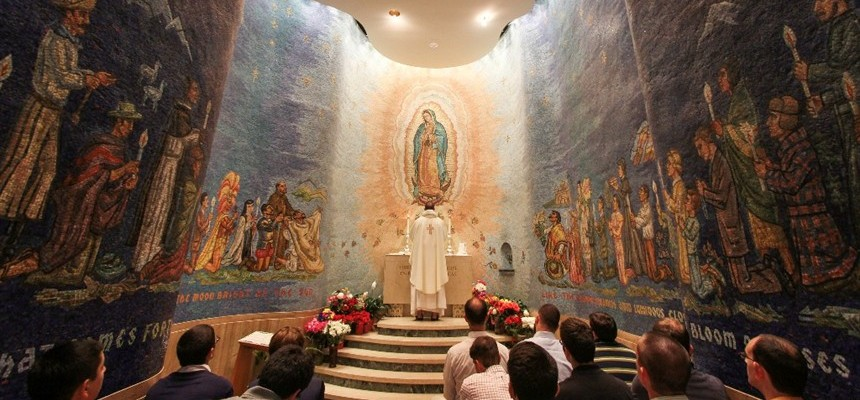 Our Lady of Guadalupe, Tepeyac, Mexico