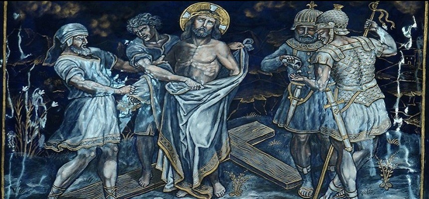 The Tenth Station of the Cross: A Mercy Reflection