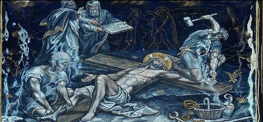 The Eleventh Station of the Cross: A Mercy Reflection