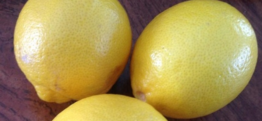 When Life Throws You Lemons, And You Can't Make Lemonade