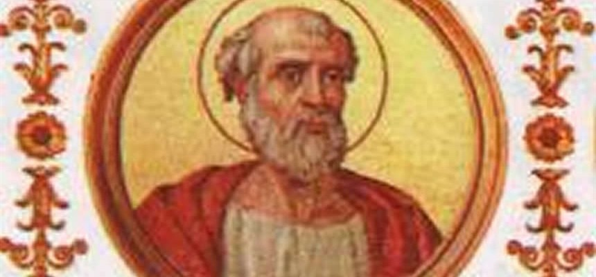 Pope Saint Marcellus, Martyr