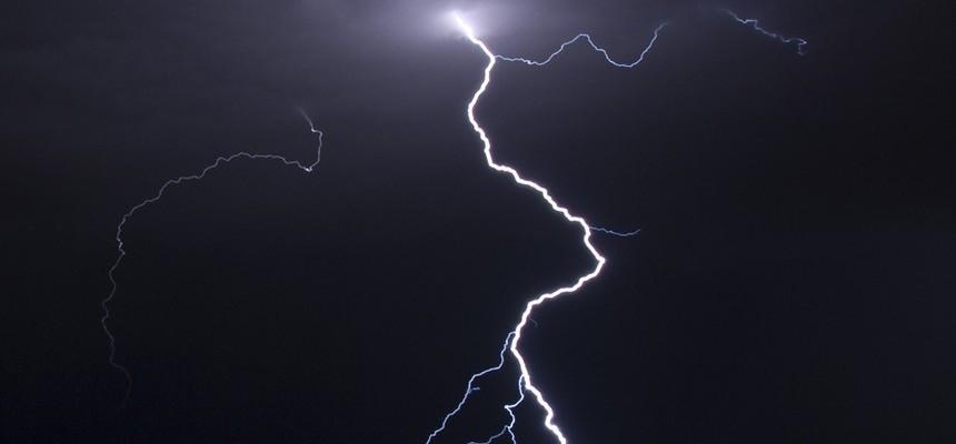 Lightning Flash vs. Bread Crumbs
