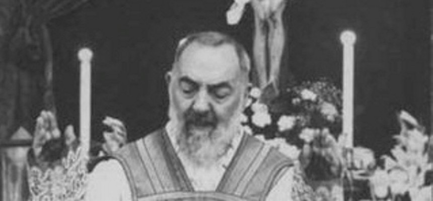 Padre Pio and My Pilgrimage of Mercy -- Are We Willing to Become Apostles of Mercy to Save the World?