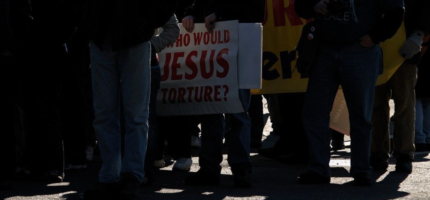 You Can't Be Christian and Support Torture