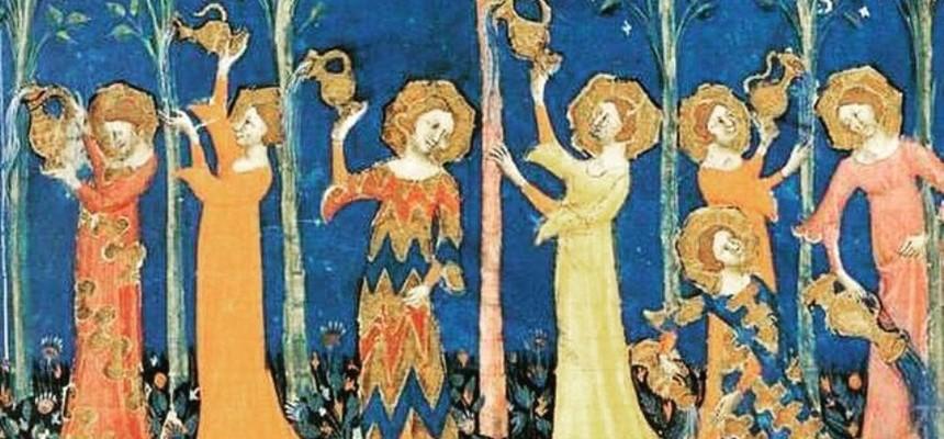The Seven Heavenly Virtues