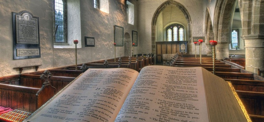 Can we make room for God in our daily lives?