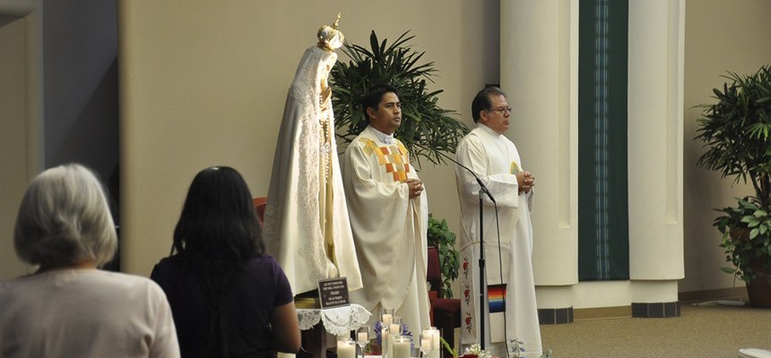 Responding To Mary's Call At Fatima