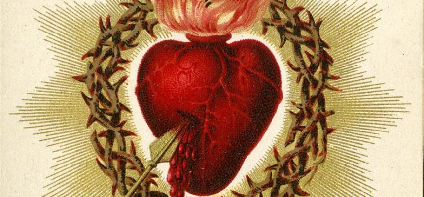Does Blood Still Flow Through JESUS' Sacred Heart?